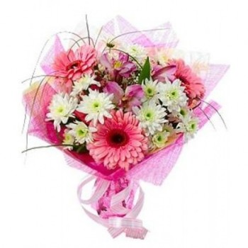 Flower bouquet in pink tones: My angel!