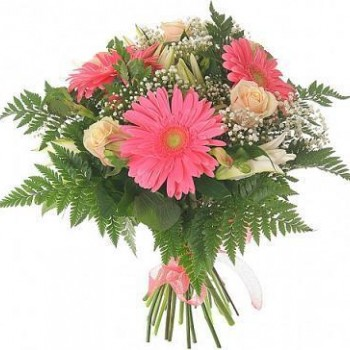 Flower bouquet - Tender sentiments